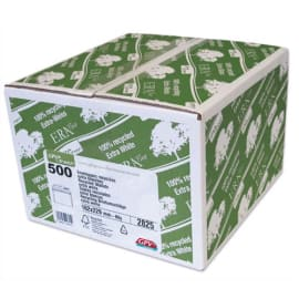GPV Boîte de 500 enveloppes recyclées extra Blanches Erapure, format C5 162x229mm 80g 2825 photo du produit