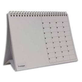 MAILDOR Calendrier perpétuel en carton à décorer format photo du produit