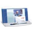 CEP Trieur à enveloppes cristal Ellypse, Dimensions : L22,5 x H12,7 x P13 cm photo du produit