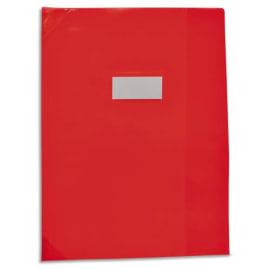 OXFORD Protège-cahier 17x22cm Strong Line opaque 15/100è + coins renforcés (30/100è). Coloris assortis photo du produit