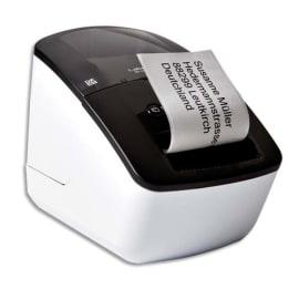 BROTHER Imprimante d'étiquettes 62mm + impression de codes barres QL700 photo du produit