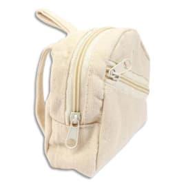 GRAINE CREATIVE Porte monnaie en tissu forme sac à dos 75x90x30mm à décorer photo du produit