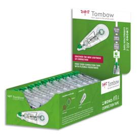 TOMBOW Pack de 10 correcteurs frontals 10 m x 4,2 mm MONO air photo du produit