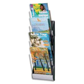 PAPERFLOW Présentoir mural format A4 Integral photo du produit