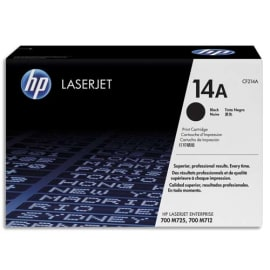 HP Toner Noir 14A CF214A photo du produit