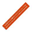 MINERVA Trace lettres hauteur 10 mm norme ISO, longueur 43,5 cm photo du produit