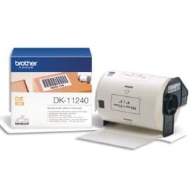 BROTHER Rouleau de 200 étiquettes prédécoupées code barre 102x21 mm DK11240 photo du produit