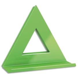 DAHLE Aimant Mega Magnet XL format 75 x 75 mm. Delta Vert photo du produit