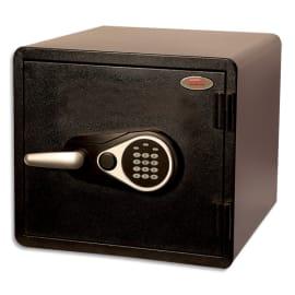 PHOENIX Coffre-fort de sécurité Titan Aqua 35 litres, serrure électronique. Dim. L47 x H45,7 x P48,3 cm photo du produit