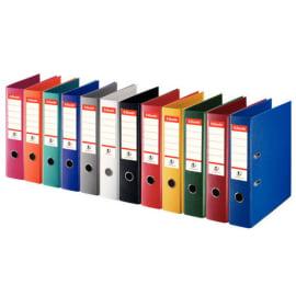 ESSELTE Classeur à levier Esselte Standard en polypropylène, dos 50 mm, coloris assortis standard photo du produit