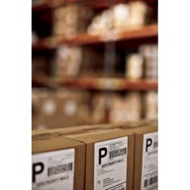DYMO Rouleaux de 220 étiquettes badge adhésif permanent 54x101mm S0722430 photo du produit