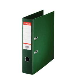 ESSELTE Classeur à levier Esselte Standard en polypropylène, dos 75 mm, coloris Vert photo du produit