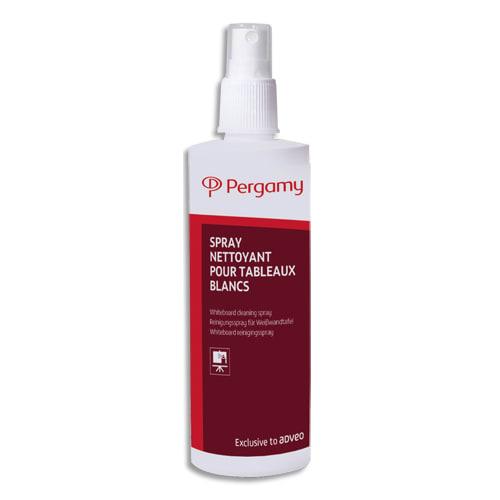 PERGAMY Spray nettoyant tableaux Blancs, odeur de citron. Contenance 250 ml photo du produit Principale L