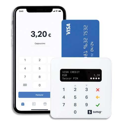 SUMUP Terminal de paiement par carte bancaire 809600101 photo du produit Principale L