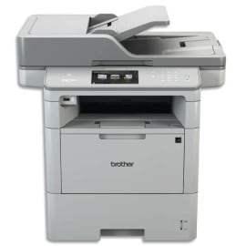 BROTHER multifonction Laser monochrome DCPL6600DWRF1 photo du produit