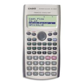 CASIO Calculatrice financière 12 chiffres, programmable, FC200 V photo du produit