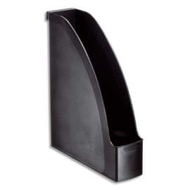 LEITZ Porte revues Leitz Plus - Noir - H30 x P27,8 cm - Dos 7,8 cm photo du produit