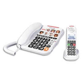 SWISSVOICE Télephone Xtra 3155 Combo SWI-13643 photo du produit