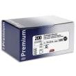 GPV Boîte de 200 enveloppes Blanches auto-adhésives 100g qualité+ format DL 110x220 mm 5505 photo du produit