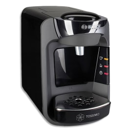 TASSIMO Machine à café Suny T32 Bosch Anthracite 1300W, capacité 0,8 litre L25,1 x H16,7 x P30,5 cm photo du produit