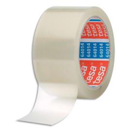 TESA Adhésif d'emballage Polypropylène sans solvant silencieux 45 microns H50mm x L100 mètres Transparent photo du produit