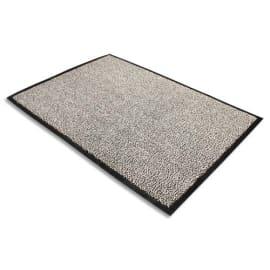 FLOORTEX Tapis d'accueil Advantage Gris en polypropylène 120 x 180 cm épaisseur 10 mm photo du produit