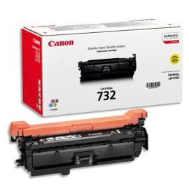 CANON Cartouche Laser Jaune 732Y 6260B002 photo du produit
