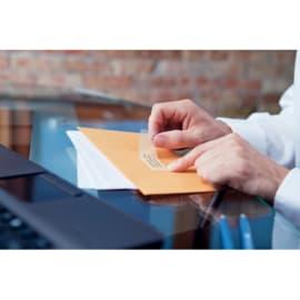 DYMO Rouleau 260 étiquettes adresses transparent adhésif permanent 36 x 89 mm S0722410 photo du produit