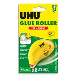 UHU DRY & CLEAN ROLLER jetable permanent 8.5 M x 6.5 mm photo du produit