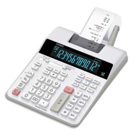 CASIO Calculatrice imprimante professionnelle 12 chiffres FR2650 RC FR-2650RC-W-EH photo du produit