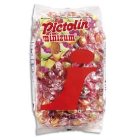 Minizum Sachet d'1Kg de Bonbons d'accueil parfum Exotique photo du produit