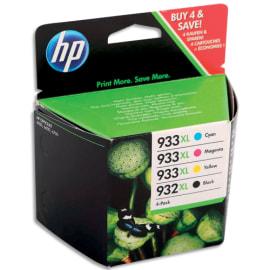 HP Pack de 4 cartouches Jet d'encre C2P42AE photo du produit