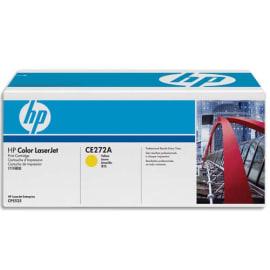 HP Cartouche Laser Jaune CE272A photo du produit