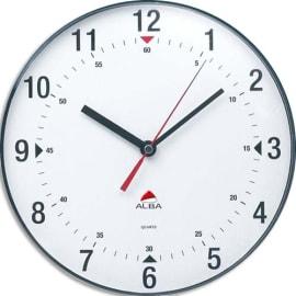 ALBA Horloge murale ronde diamètre 25 cm Horclass photo du produit