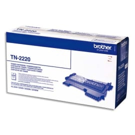 BROTHER Kit toner Noir TN2220 photo du produit