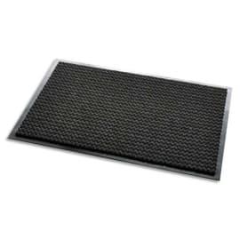 3M Tapis d'accueil Aqua Nomad Noir 65 double-fibres 90 x 60 cm épaisseur 7,5 mm 65001 photo du produit