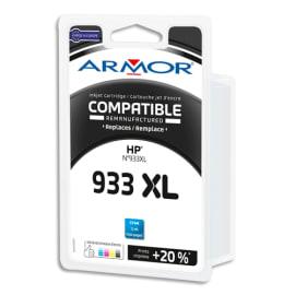 ARMOR Cartouche compatible Jet d'encre Cyan HP 933XL B20426R1 photo du produit