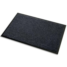 3M Tapis d'accueil Aqua Nomad 45 Noir double fibre gratante - Format : 90 x 60 cm épaisseur 5,6 mm 45001 photo du produit
