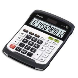 CASIO Calculatrice maxi bureau étanche eau et poussiere 12 chiffres WD-320MT photo du produit