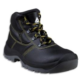 DELTA PLUS Paire de Chaussures Haute Jumper3 pour homme cuir croupon pigmenté, semelle PU Pointure 43 photo du produit