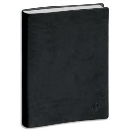 EXACOMPTA Journalier Planifiée 21, 1 jour par page - format 21 x 13,5 cm couverture PVC Noire photo du produit