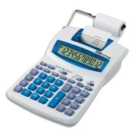 IBICO Calculatrice imprimante semo-professionnel 12 chiffres 1214X photo du produit