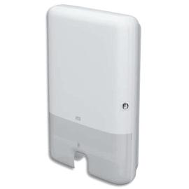 TORK Distributeur pour essuie-mains interfoliés Xpress H2 L30,3 x H44,4 x P10,3 cm Blanc semi transparent photo du produit