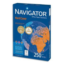 SOPORCEL Ramette 250 feuilles papier extra Blanc Navigator Office Card A4 160G CIE 169 photo du produit