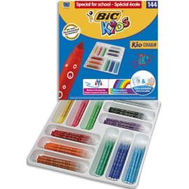 BIC Classpack de feutres de coloriage pointe moyenne KIDCOULEUR BIC photo du produit