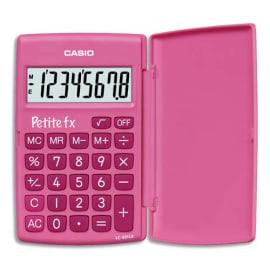 CASIO Calculatrice scientifique petite FX Rose CSBTSPFXR photo du produit