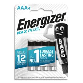 ENERGIZER Blister de 4 piles Max Plus AAA E92 7638900423051 photo du produit