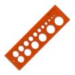 MINERVA Trace cercles impairs, pairs et pairs/impairs n°18 photo du produit