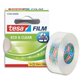 TESA Adhésif grande transparence 33m x 19mm photo du produit