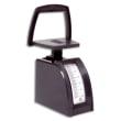 ALBA Pèse-lettres mécanique ABS portée de 0 à 250g Plateau L10xP5 cm, toale L5.5 x H19 x P12cm Noir photo du produit